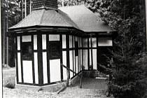 Současná podoba kaple.