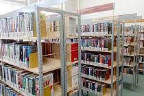 Městská knihovna Cheb.