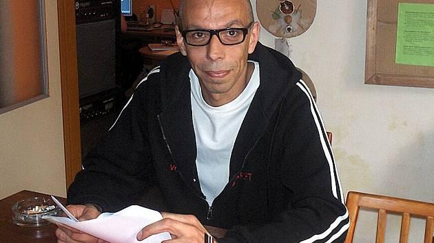 Chebský streetworker Petr Furiak
