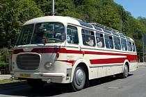 Historický autobus Š 706 RTO