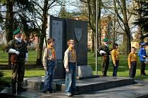 Lidé na Chebsku si v sobotu připomněli 63. vyročí konce druhé světové války