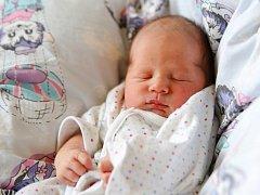 MAXMILIÁN ŠEFČÍK se narodil v neděli 24. dubna v 1.58 hodin. Při narození vážil 2 390 gramů a měřil 45 centimetrů. Doma v Chebu se z malého Maxmiliánka těší bráška Adámek, maminka Andrea a tatínek Roman.