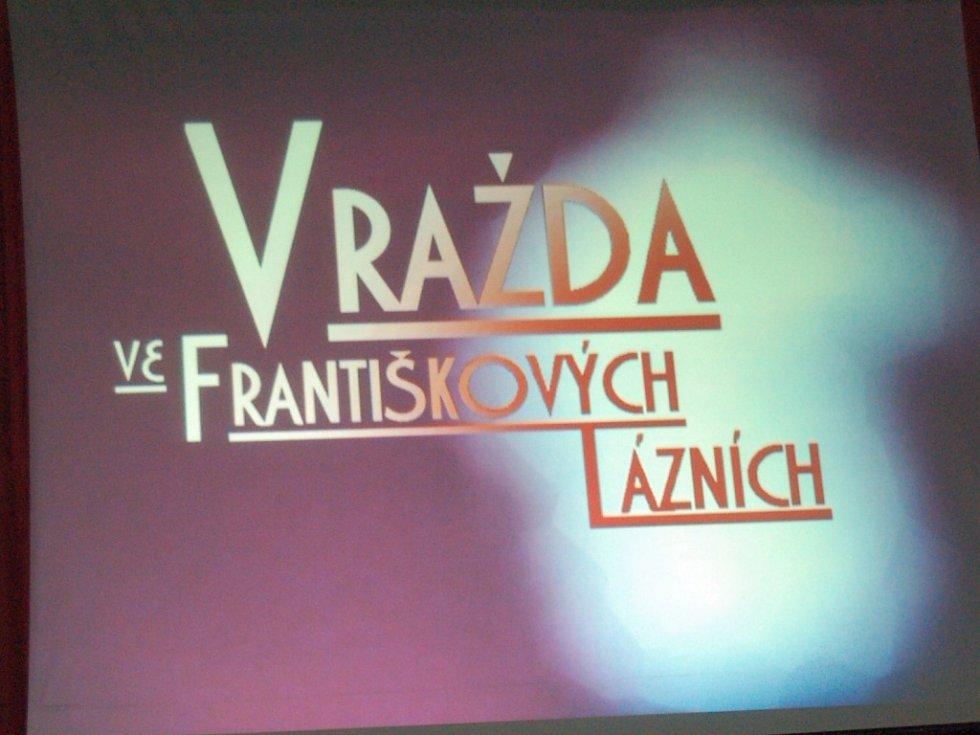 Koncert pedagogů ZUŠ Františkovy Lázně.