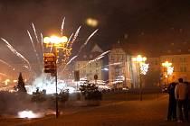 Ohňostroje kolem chebského Špalíčko jsou už minulostí