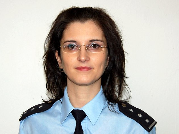Martina Hrušková.