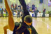 Mezinárodní taneční klání Gand Prix Cheb se uskuteční v sobotu 29. října.