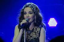 Herečka a zpěvačka Natalia Oreiro navštívila před třemi lety polské město Wroclaw, kde měla tiskovou konferenci a koncert.