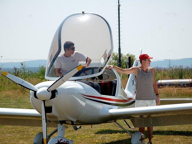 Desítky letadel budou k vidění na oslavách 100. výročí založení letiště v Chebu.
