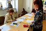 Druhý den voleb do Evropského parlamentu na Chebsku