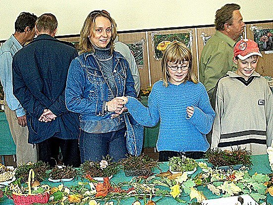 Mykologická výstava v Mariánských Lázních