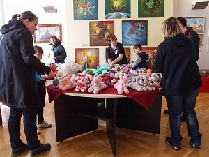 Velikonoční jarmark v chebském muzeu - ilustrační foto.