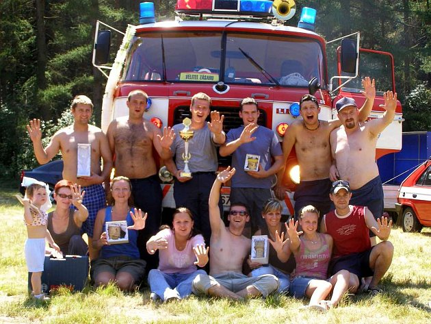 Žandovský Matýsek a šťastní hasiči