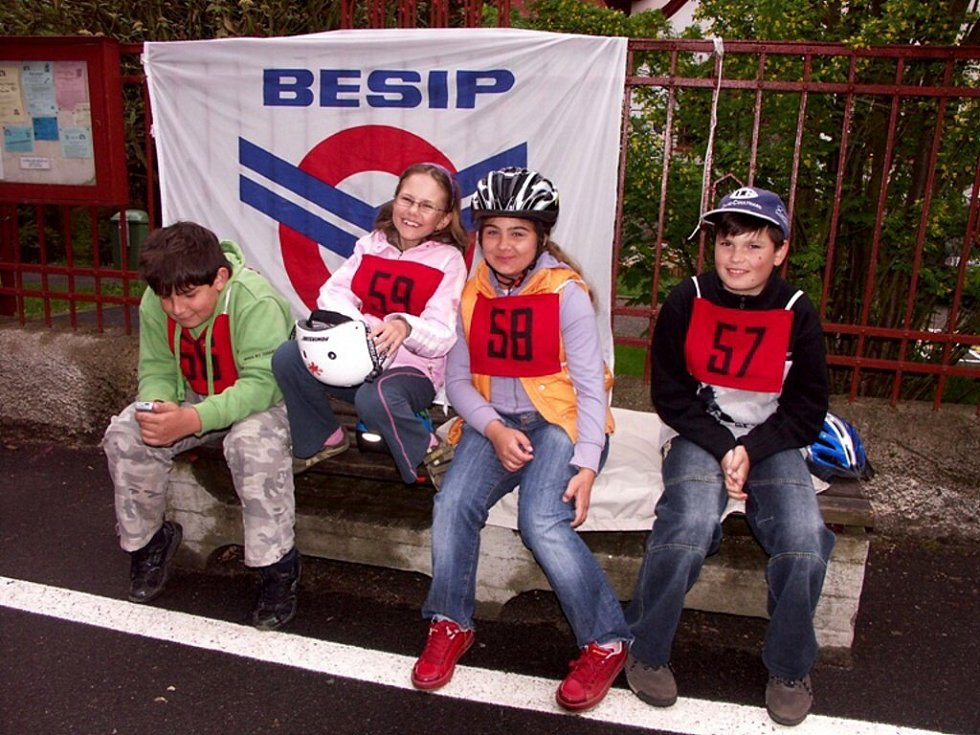 Dopravní soutěž v chebském Domě dětí a mládeže Sova