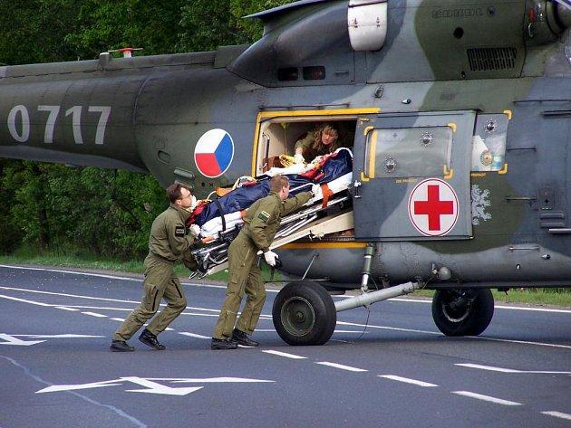 Dopravní nehody na Chebsku