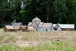 Slavnostní odhalení nového modelu v mariánskolázeňském parku Boheminium
