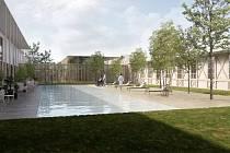 Z chátrající historické budovy Luisiných lázních ve Františkových Lázních se stane moderní klinika.