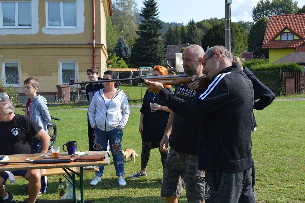 Dvanáctý ročník Milíkovského snajpra.