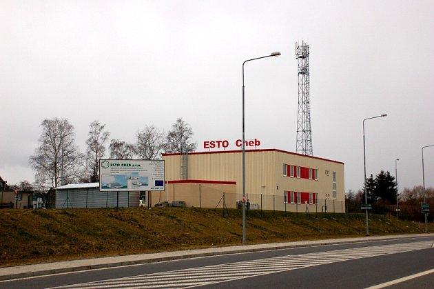 Chebský průmyslový park  - Esto Cheb