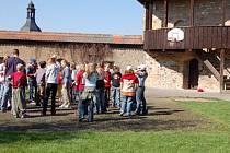 Ašské děti absolvovaly týden se svými německými vrstevníky v Hohenbergu
