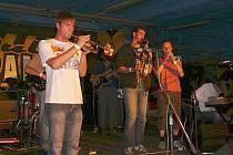 UŽ MINULÉ DÍLY JAM NIGHT SLAVILY u publika a všech zúčastněných hudebníků velký úspěch.