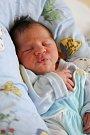 SEAN FRANTA si poprvé prohlédl svět ve středu 18. května v 0.20 hodin. Při narození vážil 2 710 gramů a měřil 47 centimetrů. Maminka Nikol a tatínek Jiří se radují z malého synka doma v Chebu.