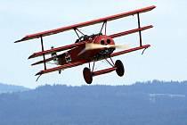 Fokker Dr. I z Létajícího cirkusu