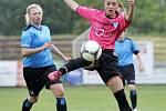 Chebské fotbalistky si připsaly další tři body