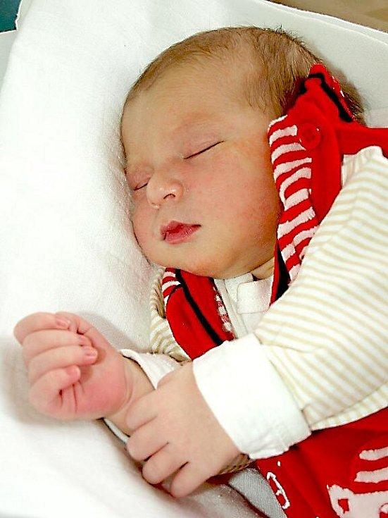 INES KOBALOVÁ přišla na svět ve středu 26. ledna v 11.15 hodin. Při narození vážila 3120 gramů a měřila 49 centimetrů. Maminka Ines  se těší z malé dcerušky s celou svojí rodinou doma v Chebu.