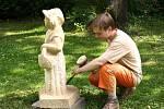 Sochaři vytvořili na Krakonoši další čtyři díla.
