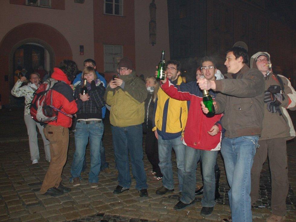Příchod roku 2009 se musí oslavit