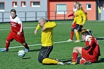 Zimní fotbalový turnaj pokračoval čtvrtým kolem