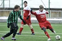 Zimní turnaj v Chebu začal
