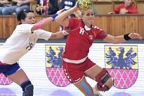 Zítra startuje v chebské sportovní hale mezinárodní turnaj v házené žen O štít města Chebu