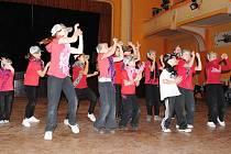 Druhý ročník taneční soutěže The Creative Street Dance se konal v Aši