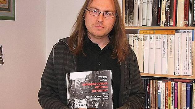 Historik Muzea Cheb Zbyněk Černý.
