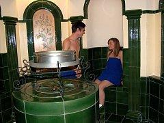 První bylinková sauna v České republice