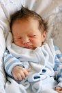 ELIJAH DRLICZEK bude mít v rodném listu datum narození pátek 29. ledna v 19.50 hodin. Na svět přišel s váhou 3 130 gramů a mírou 50 centimetrů. Z malého chlepečka se těší doma v Chebu maminka Miroslava, tatínek Robert a bráška Erik.