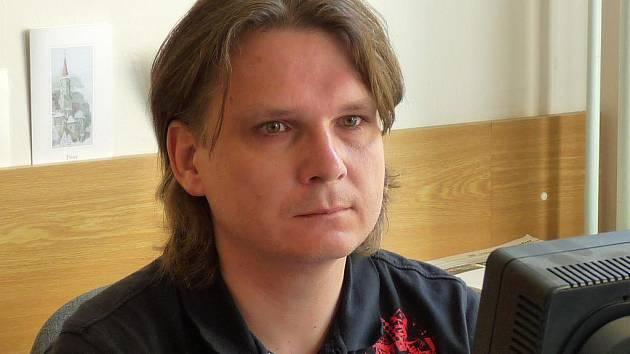 Tomáš Ivanič z chebské radnice