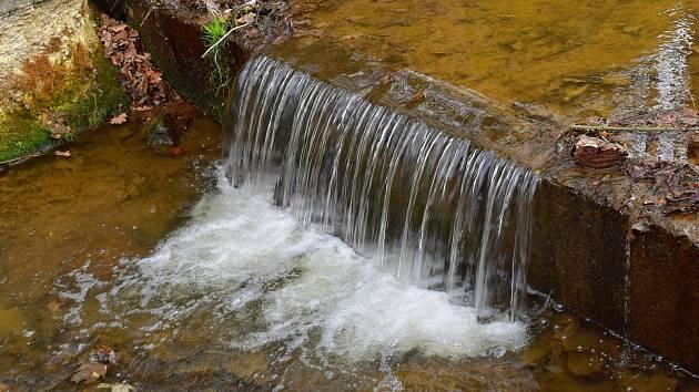 Břehnický potok je menší vodní tok ve Smrčinách a vChebské pánvi, pravostranný přítok Ohře vChebu.