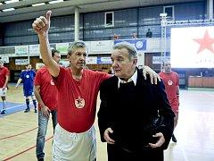 Výročí chebského fotbalového klubu.