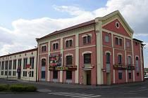 Bývalý akciový pivovar v Chebu