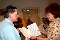 Oslavy Braillova písma v Chebu