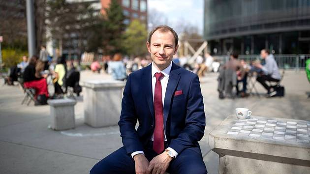 Ondřej Knotek je jediným kandidátem západních Čech, který se dostal do Evropského parlamentu.