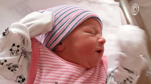 Barbora Hasalová se narodila 25. ledna ve 12:38 rodičům Haně a Pavlovi z Plané u M. Lázní. Po příchodu na svět ve FN v Plzni vážila sestřička Kristýnky (11) a Štěpánky (9) 2940 gramů a měřila 49 centimetrů.