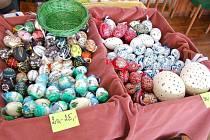 Již podruhé si mohli obyvatelé obce Hazlov na Chebsku vychutnat velikonoční jarmark.