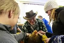 Dům chovatelů v Aši v pátek a v sobotu navštívily stovky návštěvníků z celého regionu