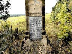 Pomník v Trojmezí