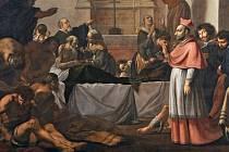 V Galerii výtvarného umění v Chebu je už na tuto středu nachystaná druhá část přednášky o barokním malíři Karlu Škrétovi.