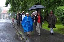 Akce chebských turistů