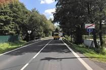 Tragická bilance - během osmi dní zemřeli při nehodách na Chebsku tři lidé. Poslední smrtelná nehoda se stala v úterý odpoledne u Drmoulu.
